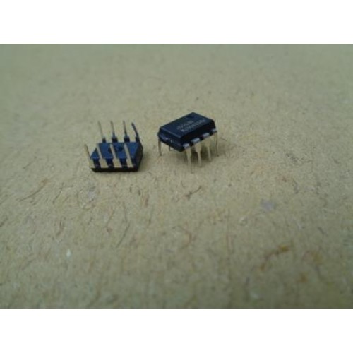 General Purpose IC OPAMP 1 1Mhz 8-DIP