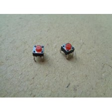 Tactile Switch 4Pin Small Shaft