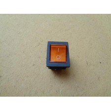 Rocker Switch 15Amp With light